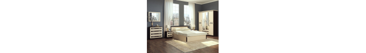 Модульная спальня Грация
