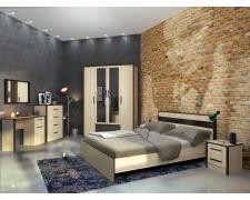 Модульная спальня Лирика