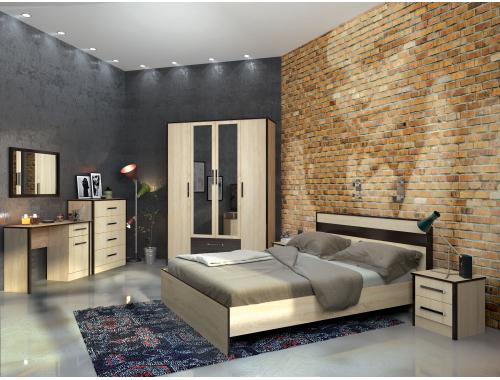 Спальня Лирика (вариант №1)