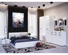Модульная спальня Ненси NEW