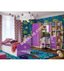 Детская Юниор-2 фиолетовый