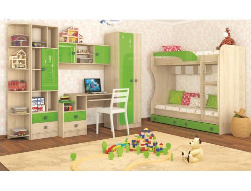 Мебель для детской Колибри мохито (вариант-1)