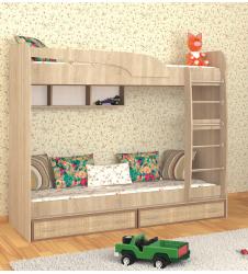 Кровать Джульетта ДДКР-2