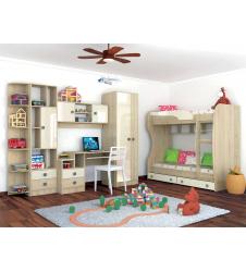 Мебель для детской Колибри ваниль