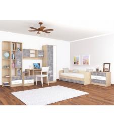 Мебель для детской Колибри лофт (вариант-2)
