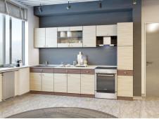 Кухня Шимо 3.0 метра