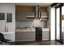 Кухня  Эра зебрано 2.0 метра