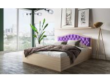 Кровать Дели с ортопедическим основанием
