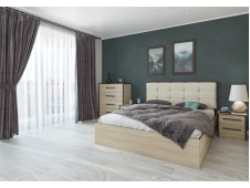 Кровать Лирика люкс