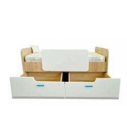 Кровать Умка белая