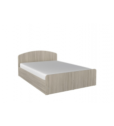Кровать Виктория ясень светлый