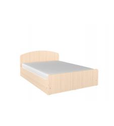 Кровать Виктория дуб беленый