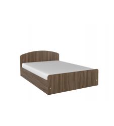 Кровать Виктория ясень темный