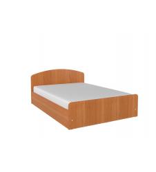 Кровать Виктория вишня