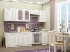 Кухня Лиза-2 белая 1.8 м