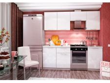 Кухня София белая 2.1 метра