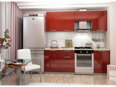 Кухня София гранат 2.1 метра