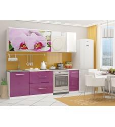 Кухня Орхидея-2 мдф