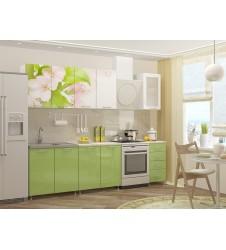 Кухня Яблоневый цвет мдф