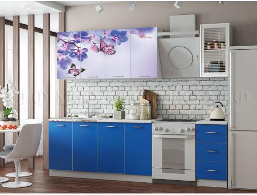 Кухня Бабочки лдсп