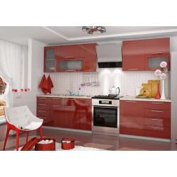 Кухня София Олива (гранат)