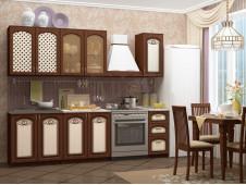 Кухня Белфорд c решеткой