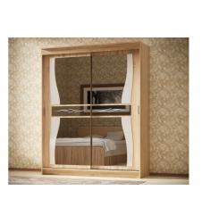 Шкаф купе Комфорт-12 сонома (1.5 метра)