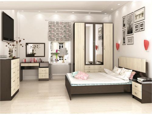 Спальня  Глория венге