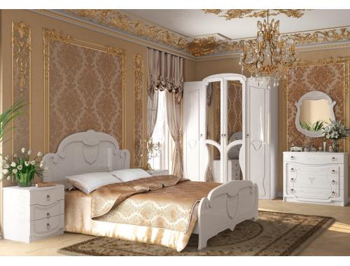 Спальня Мария белая
