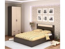 Спальня  Дуэт с матрасом