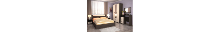 Комплектные спальни