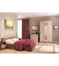 Спальня Эко-2 с матрасом