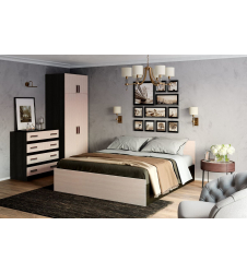 Спальня Комфорт с матрасом