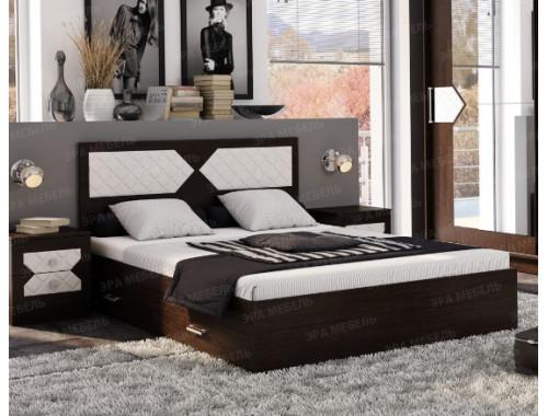 Кровать Николь венге