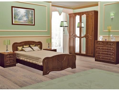 Спальня Натали орех