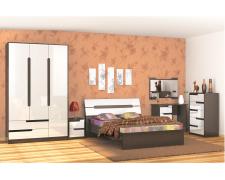 Модульная спальня Гавана акрил