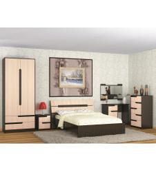 Спальня  Гавана венге