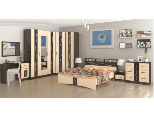 Спальня Эрика (вариант №2)