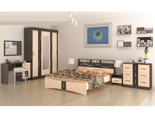 Спальня Эрика (вариант №1)
