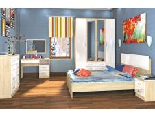 Спальня  Глория акрил