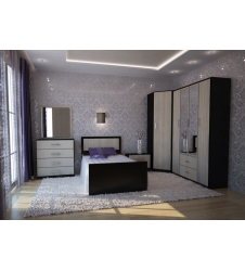 Спальня Фиеста-4 венге